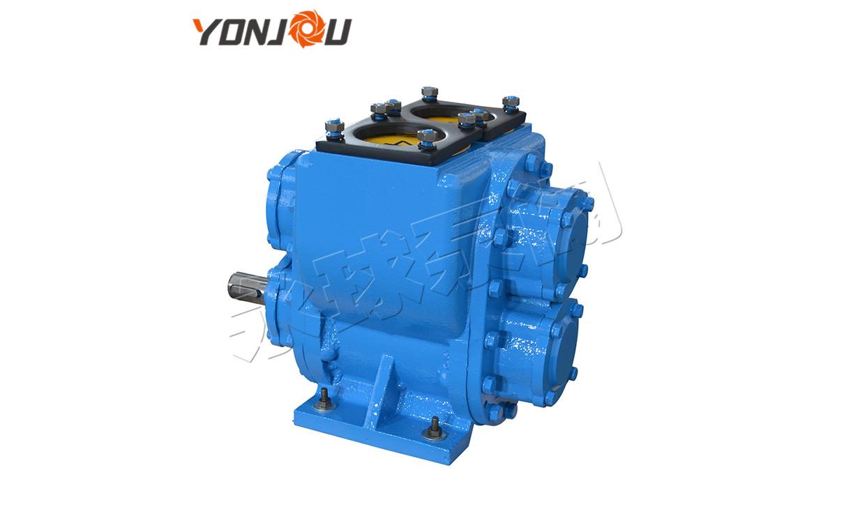 小型齿轮泵厂家产品实拍图